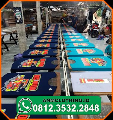 Sablon Baju Kaos Murah Di Palangkaraya