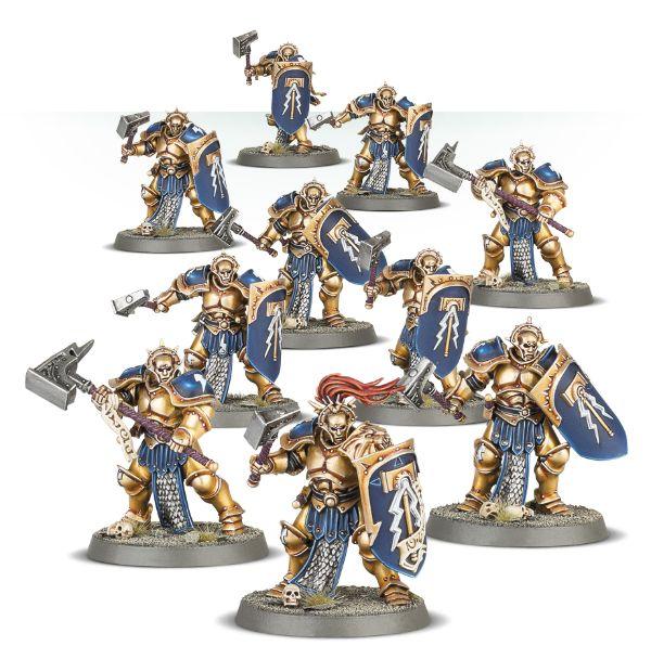 GW Warhammer Age of Sigmar Stormcast Eternal Liberators