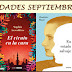 Novedades editoriales de septiembre de 2017