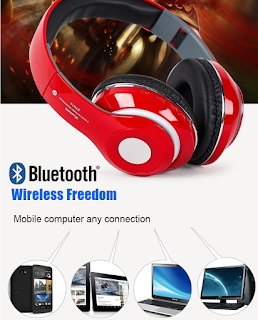 CUFFIE BLUETOOTH STN-13