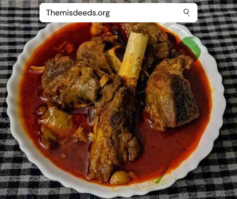 recipe for mutton rogan josh