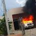 Incendian camioneta de la Policía en Laguna Salada luego que agentes mataran a joven