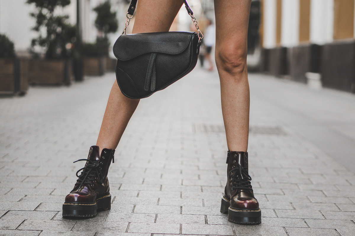 dr martens jadon how to style