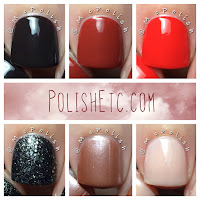 butterLONDON & Allure - Arm Candy Collection - McPolish