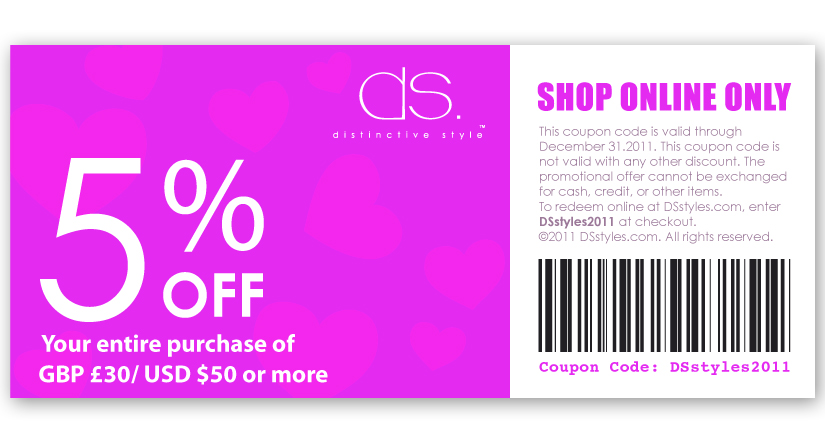 Creactive Colorful Eye-Catching Discount Voucher Design Template - discount voucher design