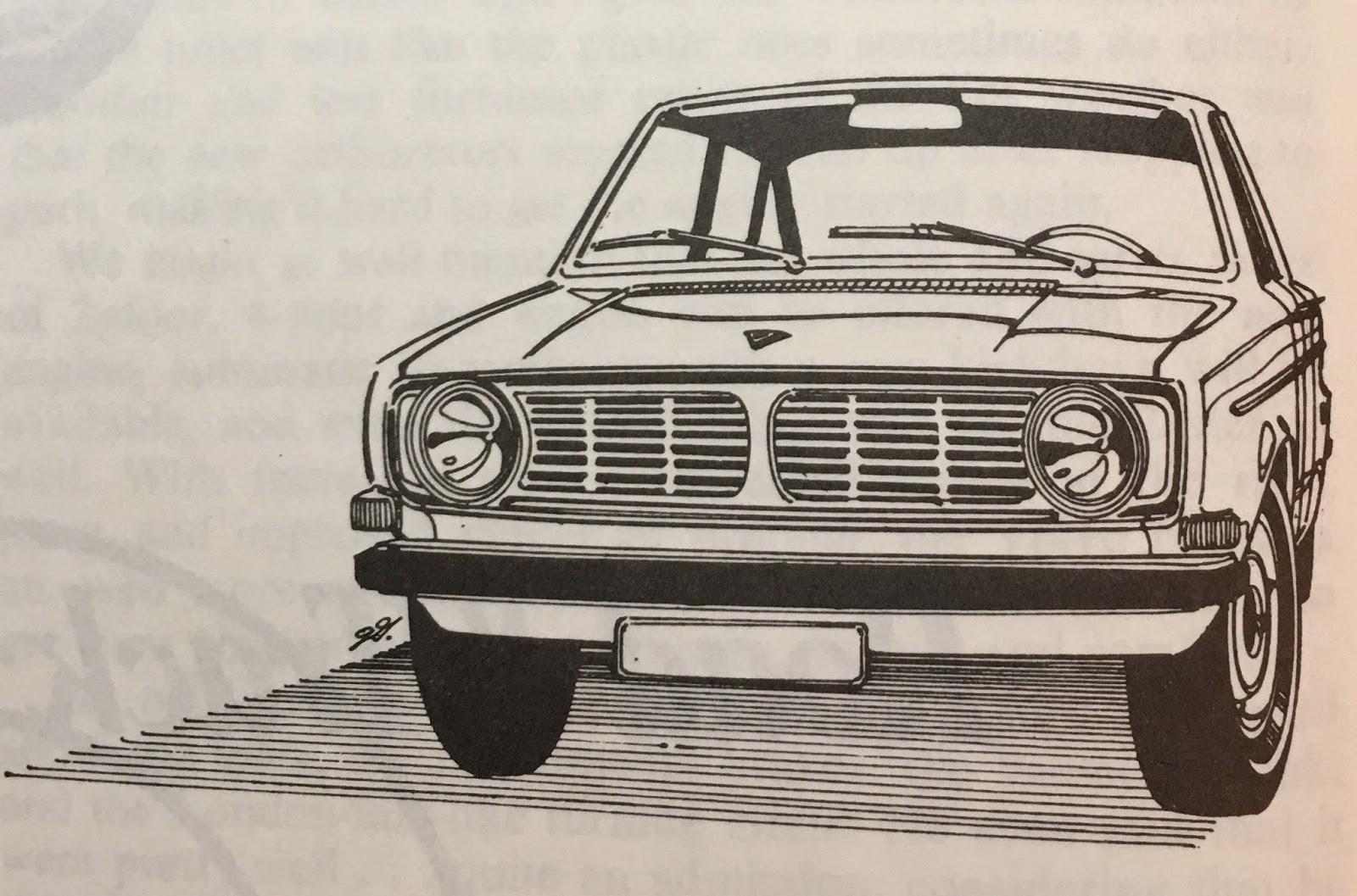 Planetsphere: 1970 Volvo 142 S