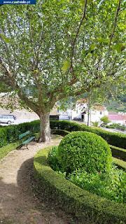 GARDEN / Jardim do Bacalhau, Castelo de Vide, Portugal