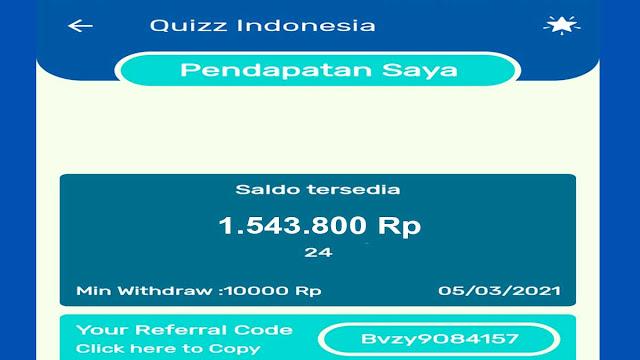 Quizz Indonesia