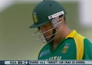 South Africa vs Ireland 32nd Match ICC Cricket World Cup 2007 Highlights