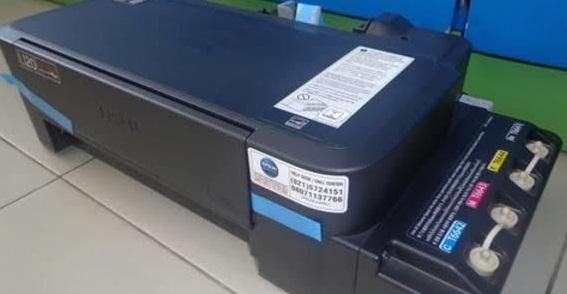 Cara Mengatasi Printer Epson l120 Yang Kehabisan Tinta