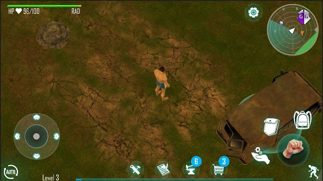 Download Live or Die: Survival Mod APK - Game sinh tồn zombie cho Android