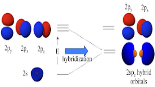 Chemistry - Hybridization (English)