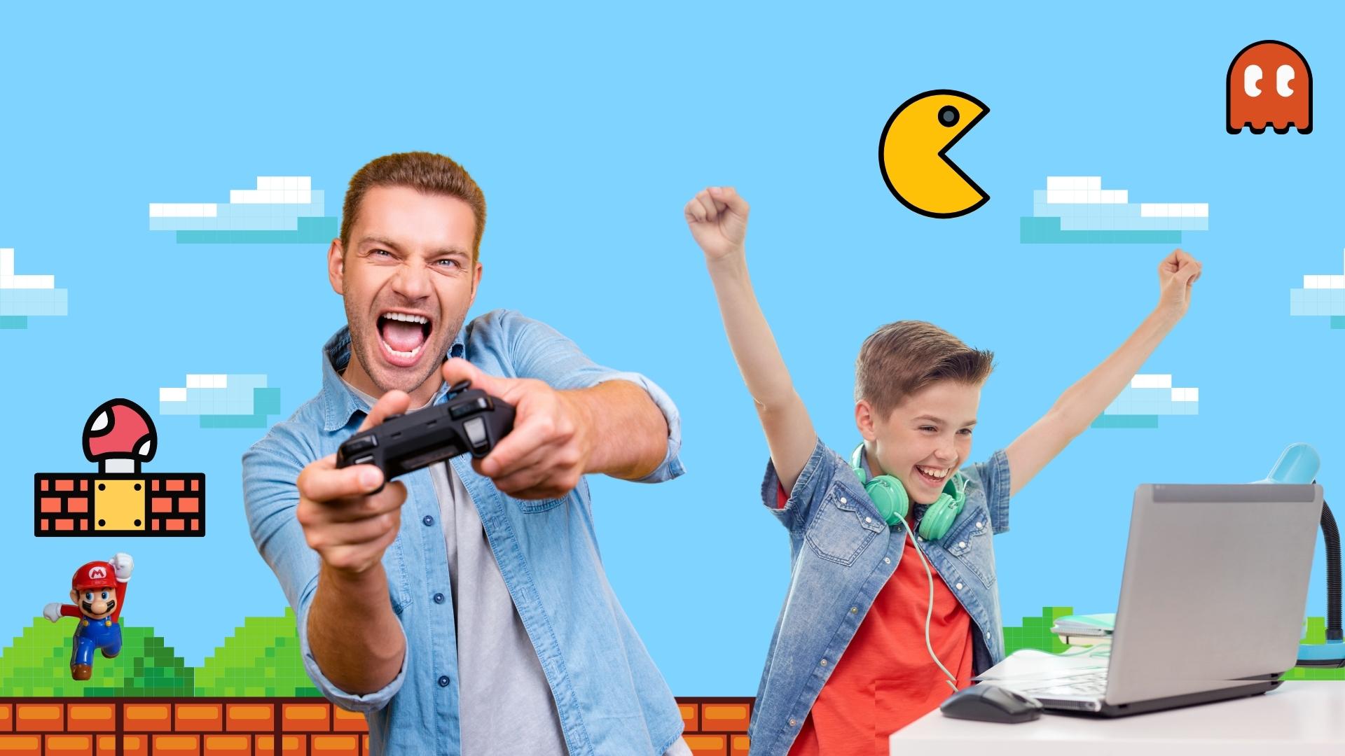 Nostalgia gamer