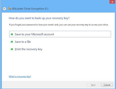 Cara Melindungi USB Flashdisk Anda Dengan Kata Sandi - Bitlocker 3