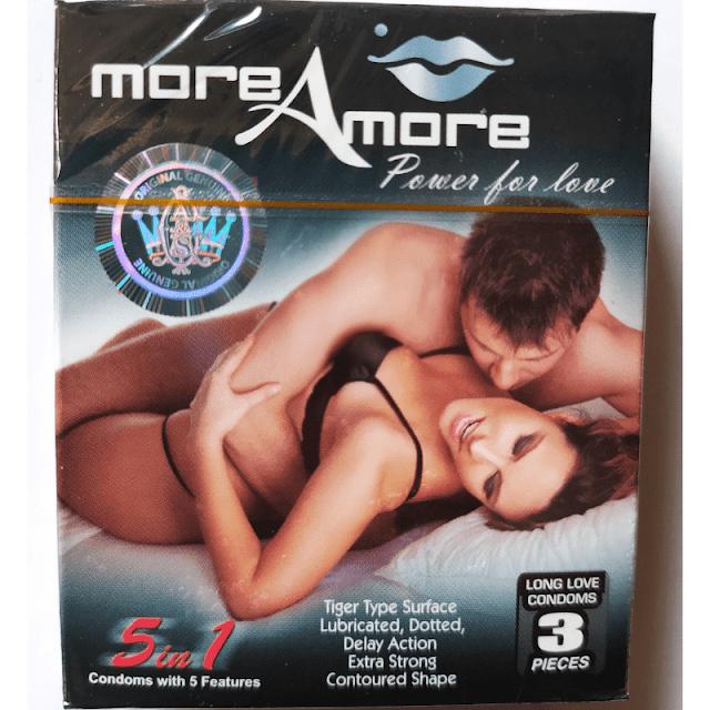 Buy More Amore Timing Condoms Online in Pakistan