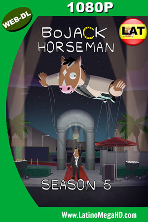 BoJack Horseman (TV Series) (2018) Temporada 5 Latino WEB-DL 1080P ()