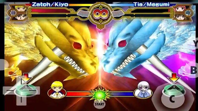 Zatch Bell Mamodo Battles GameCube Dolphin Emulator ISO Download