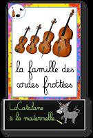 Instruments à cordes frottées (LaCatalane)