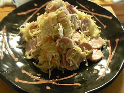 魚肉ソーセージフレンチサラダ