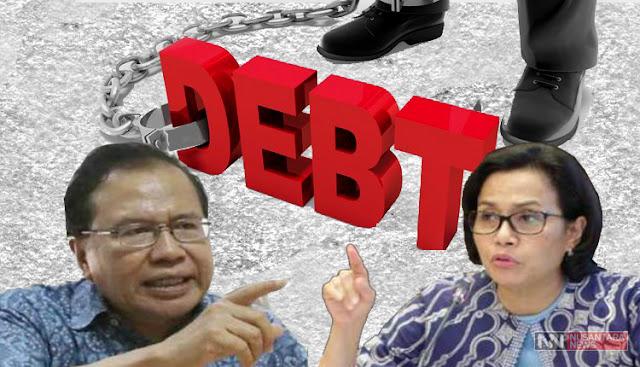 Rizal Ramli: Rakyat Kategori 'Nyaris Miskin' akan Jatuh Miskin karena Utang Menkeu Terbalik