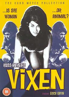 Vixen 1969, un éxito abrumador del genial Russ Meyer.
