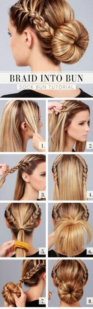 Jika anda bingung untuk mengetahui cara mengepang rambut dengan sederhana  dan mudah  ed77010661