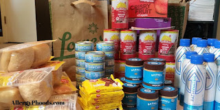 allergies food donations gluten free