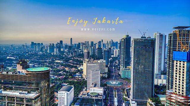 Liburan Ke Jakarta ala Backpacker
