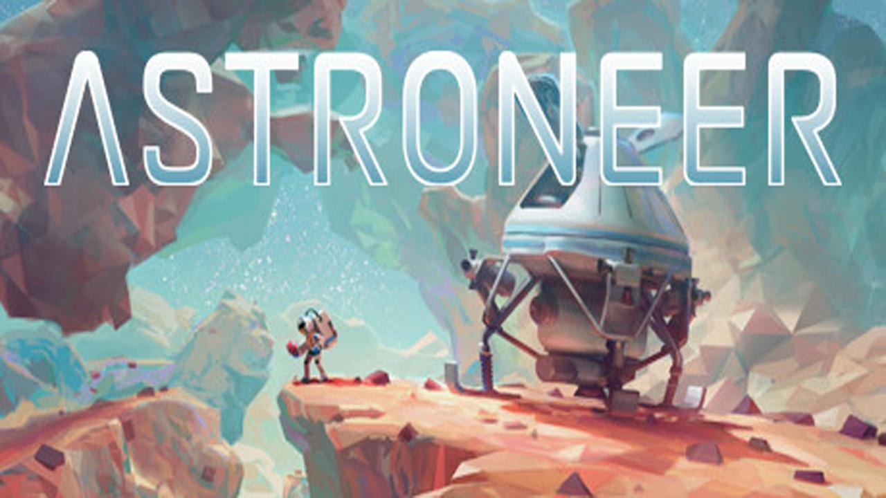 تحميل لعبة astroneer