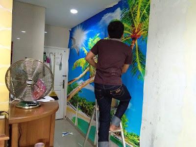 Toko Wallpaper Dinding Depok
