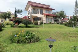 Villa murah di Bandung-Istana Bunga