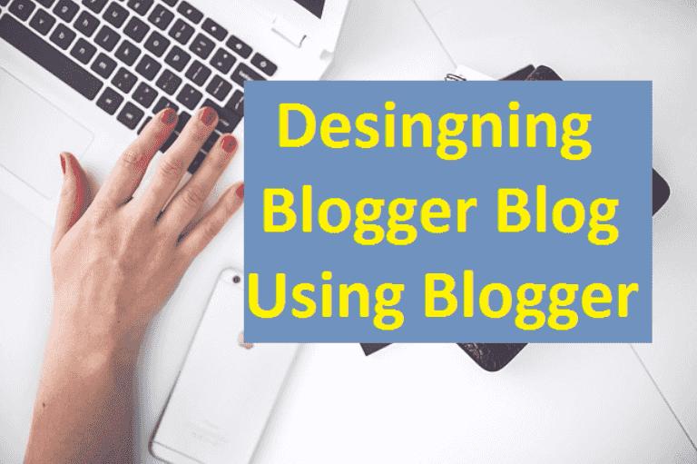 blogger-template-designer