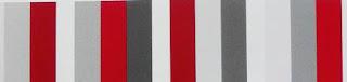 COMBINAZIONE DI COLORI OPULENTA  - RICCA -  SFARZOSABlog Artistah24 - abbinamenti tinte neutre e gamma del rosso