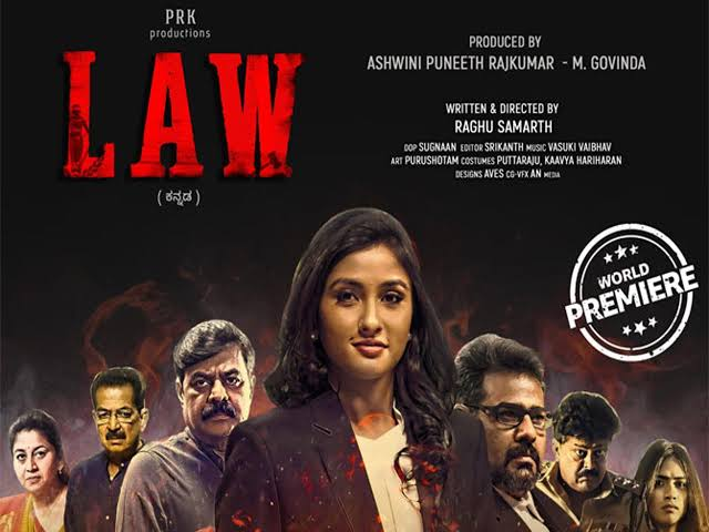 Law movie 2020 Review cast trailer and release date