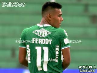 Ferddy Roca, delantero de Oriente Petrolero que va a reforzar al Marbella FC de España - DaleOoo