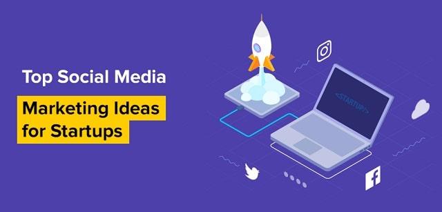 tips market new startup on social media marketing smm