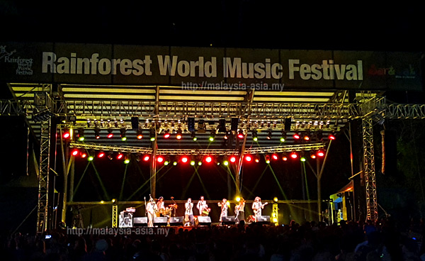 World Rainforest Music Festival Cancelled