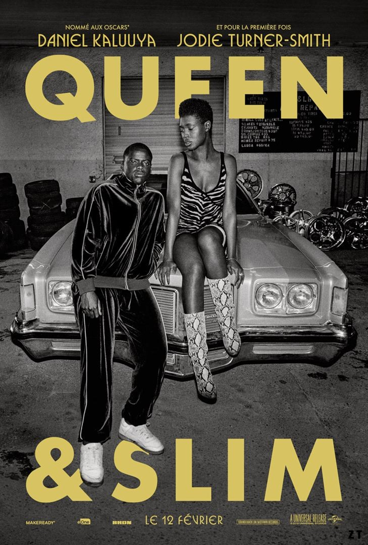 Queen & Slim [DVDSCR MD] [Streaming] [Telecharger]