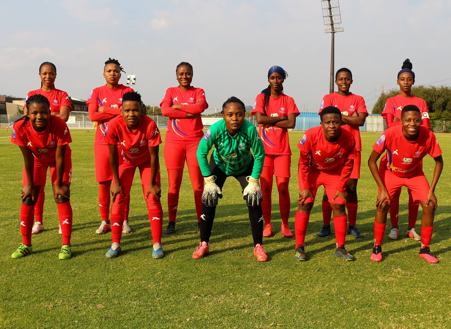 TUT Ladies are steadily moving up the standings