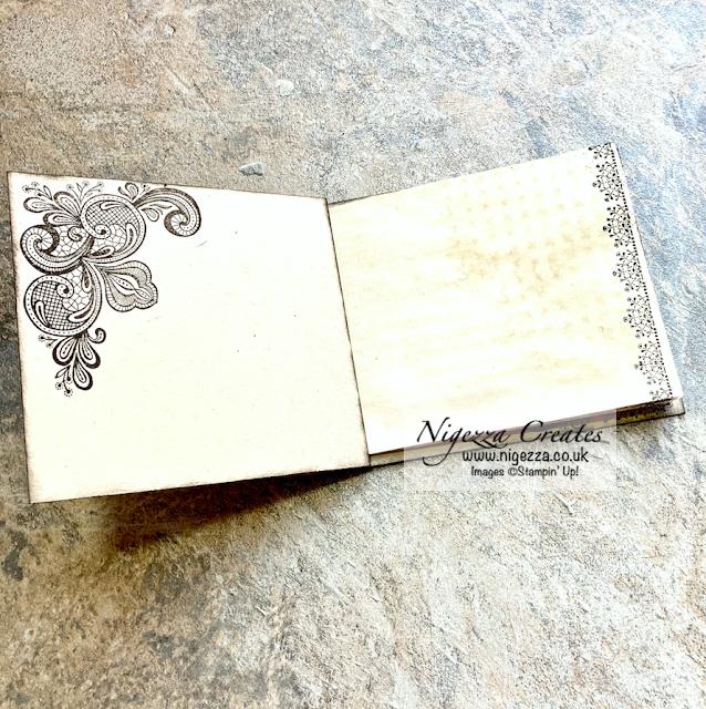 Junk Journal Series: Quick Mini Vintage Journal
