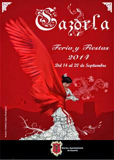 Cazorla - Cartel de la Feria 2014