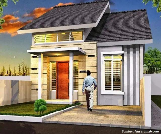 Jenis Atau Model Desain Rumah Minimalis - Desain Rumah Dengan Tipe 21 dan 36