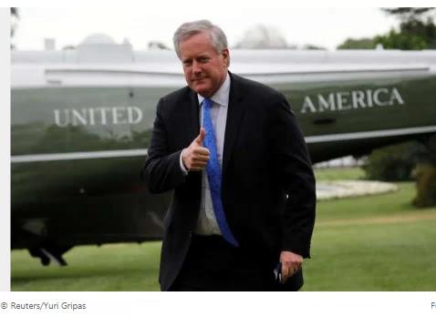 U.S. election will be Nov. three as deliberate - Trump advisers