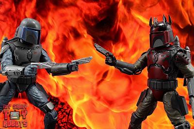 Star Wars Black Series Mandalorian Loyalist 35
