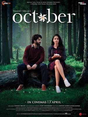 October (2018) Hindi 720p BluRay ESub HEVC x265