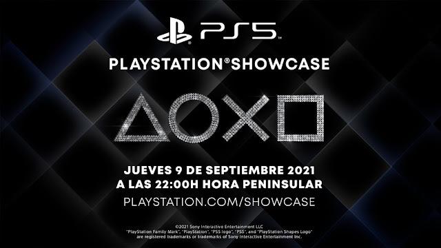 PlayStation Showcase - Novedades de PS5
