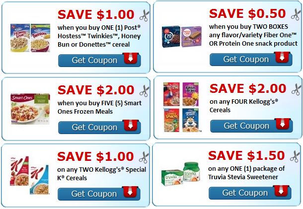 kelloggs-truvia-smartones-post-fiberone-printable-coupons