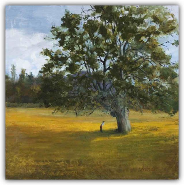 Namaste to Tree