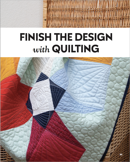 Finish the Design with Quilting
