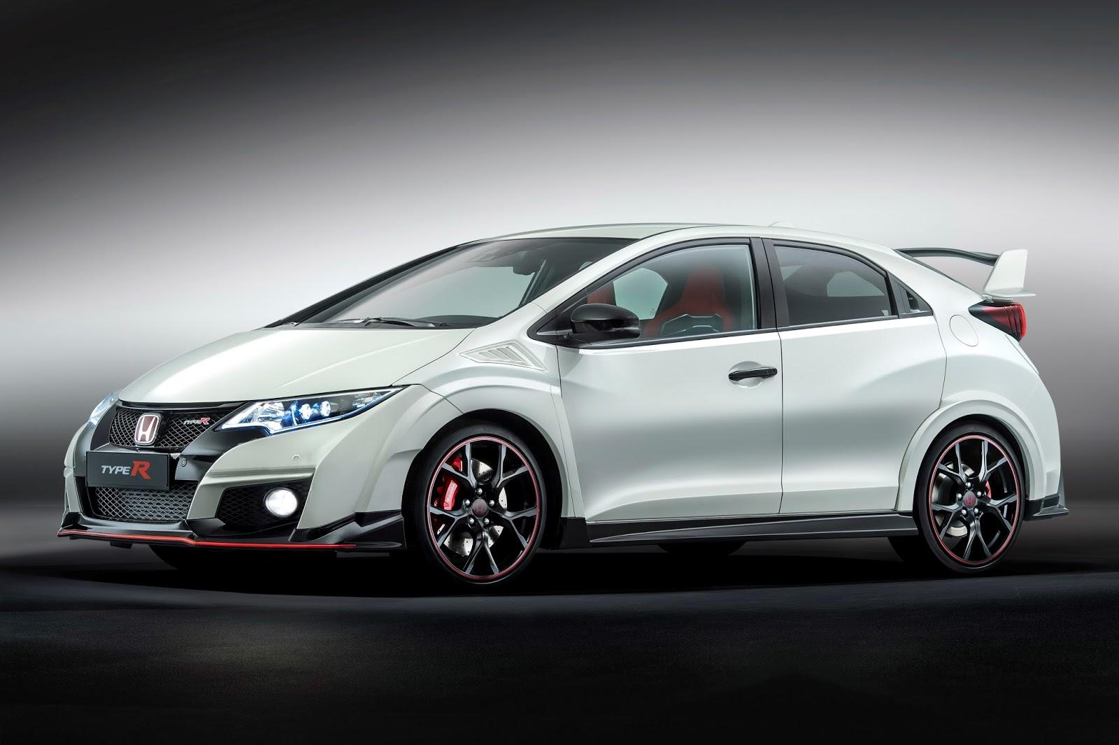 43873 Civic Type R Η Honda θα παρουσιάσει το S660, ενα λιλιπούτειο διθέσιο roadster με 63 άλογα από μολις 658 κ.εκ